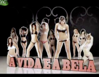 A Vida e a Bela Tv Show For Sic Radical 2008