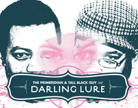 Darling Lure: CD artwork