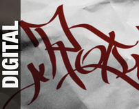 Graffiti Tags para Rotwaila Promo