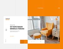 Indonesian furniture