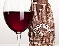 cappadocia wine - turasan kapadokya şarapları