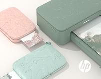 HP Sprocket AR Graphics