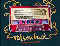 #Throwback: Multimedia Art Exhibit Branding