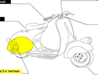 Vespa-tuning workshop