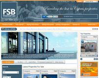 FSB Properties Advanced Real Estate Website