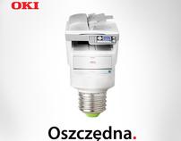 OKI  |  press campaign