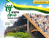 EXPO XANGAI 2010 HOTSITE