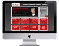 Roadsafe for Parents - website