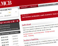 MCB Websites v1