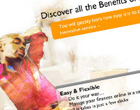 MCB Internet Banking interactive Demo