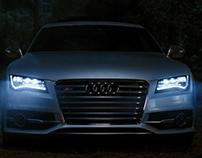 Audi / Led Lights Radio