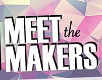 Meet the Makers Postcard