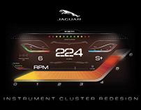 JAGUAR Instrument Cluster Redesign