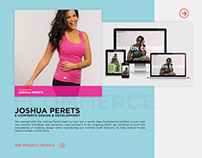 Design Agency Web UI Design