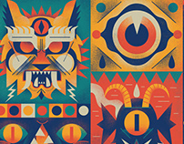 Various Illustrations 2021