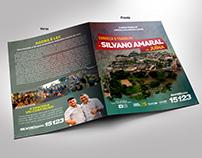 Informativo Eleição 2018 - Silvano Amaral