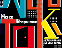 NY TK MSC : Le mois du graphisme d'Echirolles a 20 ans