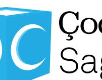 Çocuk Sağlığı (Children's Health Centre) Logo