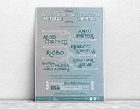 Concerto Xarabal · Poster Design