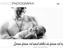 Monique Photography Website