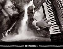 Lake Bohinj Calendar 2012
