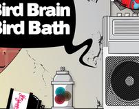 Bird Brain: Bird Bath