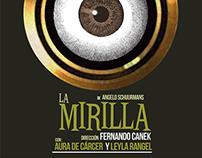 """Propuestas de carteles para """"La Mirilla"""""""