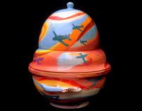 Aeronauts ceramics