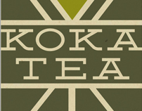 Koka Tea Packaging