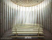 Saint Benedict Chapel study (Peter Zumthor)