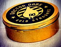 Dr Dabs Branding & Tin