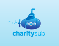 CharitySub Website