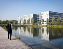 Philips, High Tech Campus Eindhoven