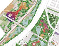 Revitalização Entorno Rodoviária// Urbano IV// 2017