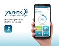 Zephyr Sleep App