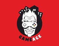 GameAge Logo Design + Simple Sub Video