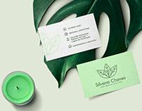 Identidade Visual - Silvana Chaves