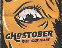 Ghostober 2017 Posters