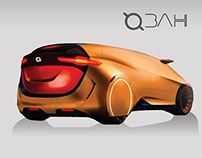 OBAH Amphibious Car