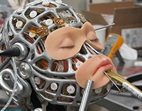 "ANIMATRONIC A.I. FOR SPIELBERG'S ""EXTANT"""