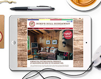 WEBSITE: Bird's Hill Hideaway