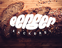 Bread Logo | Typography and Handlettering