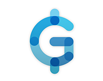 Gwapp Logo and App Landing Page