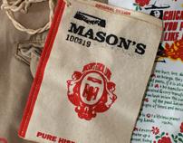 PURE HISTORY - MASON'S HANGTAG