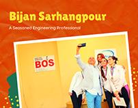 Bijan Sarhangpour: Industry-Sanctioned Training