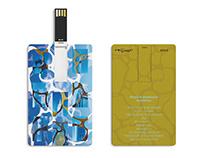 album cover and USB design for Desolation