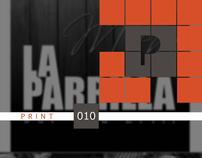 LA PARILLA BAR & GRILL (menu)