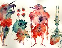 Fish X Plants X Tumour