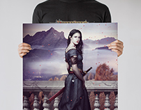 Dragonlance Posters