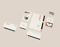 Kuka - branding and website